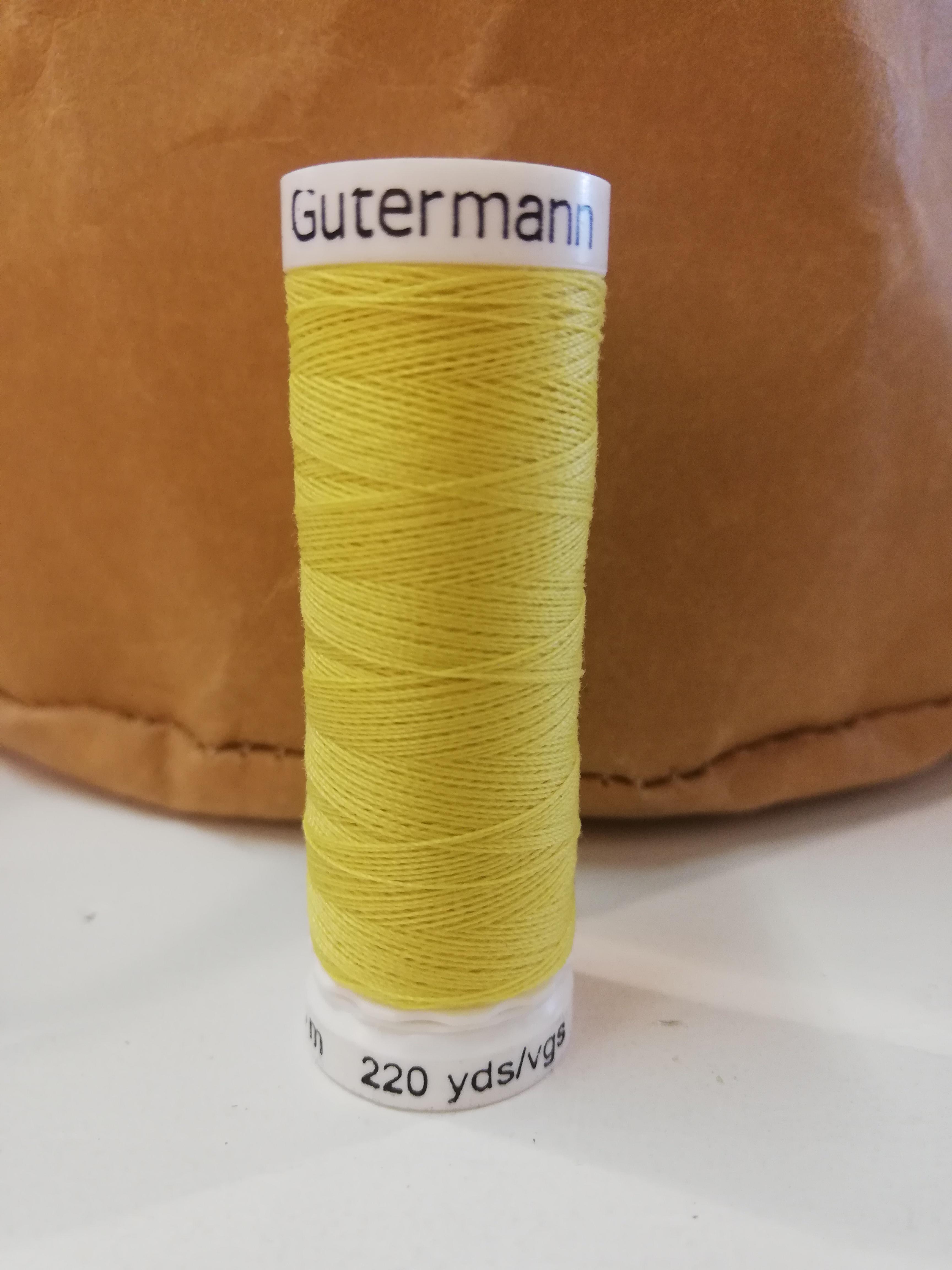 Gütermann 580 groen geel