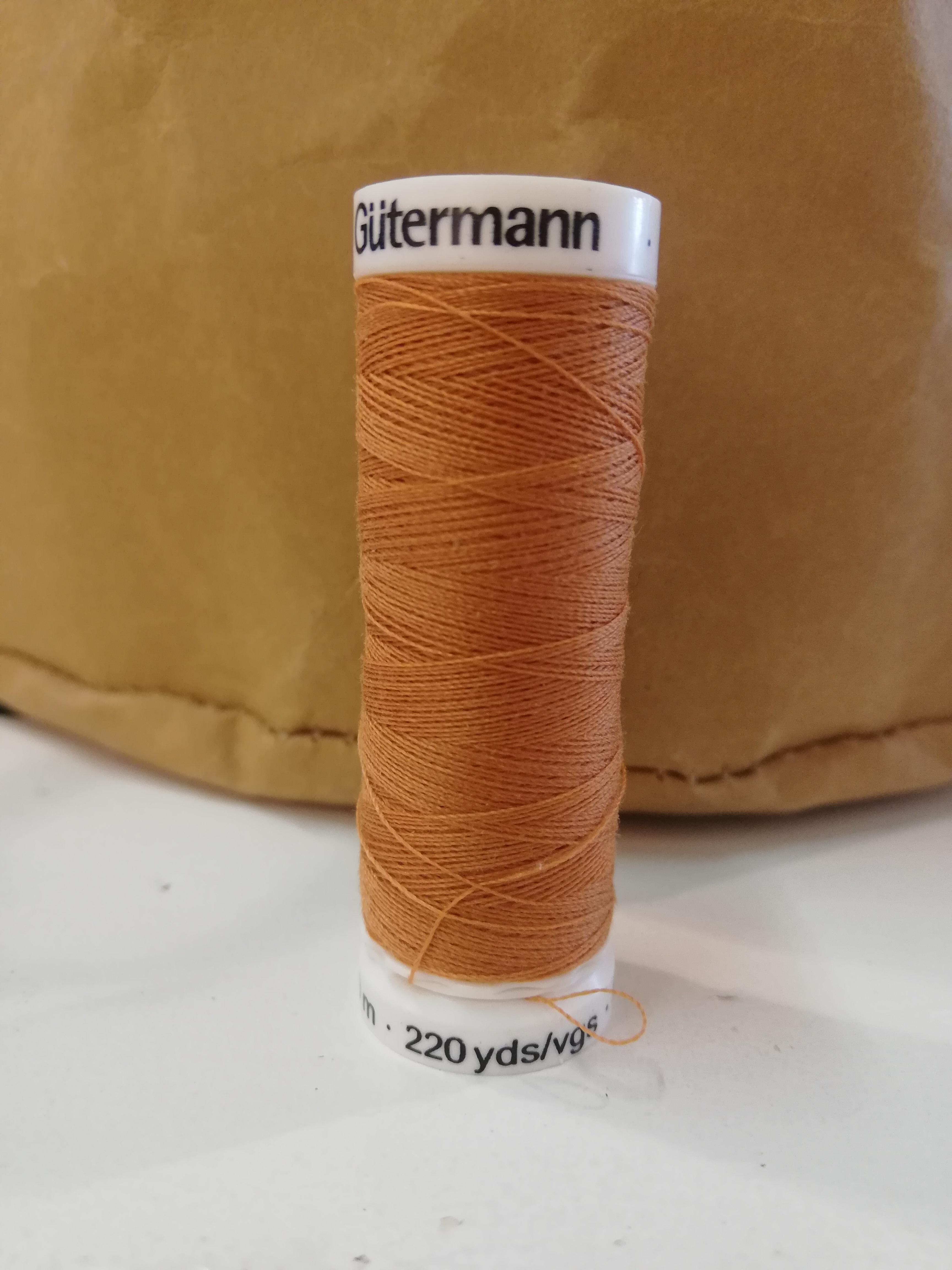 Gütermann 612 licht bruin