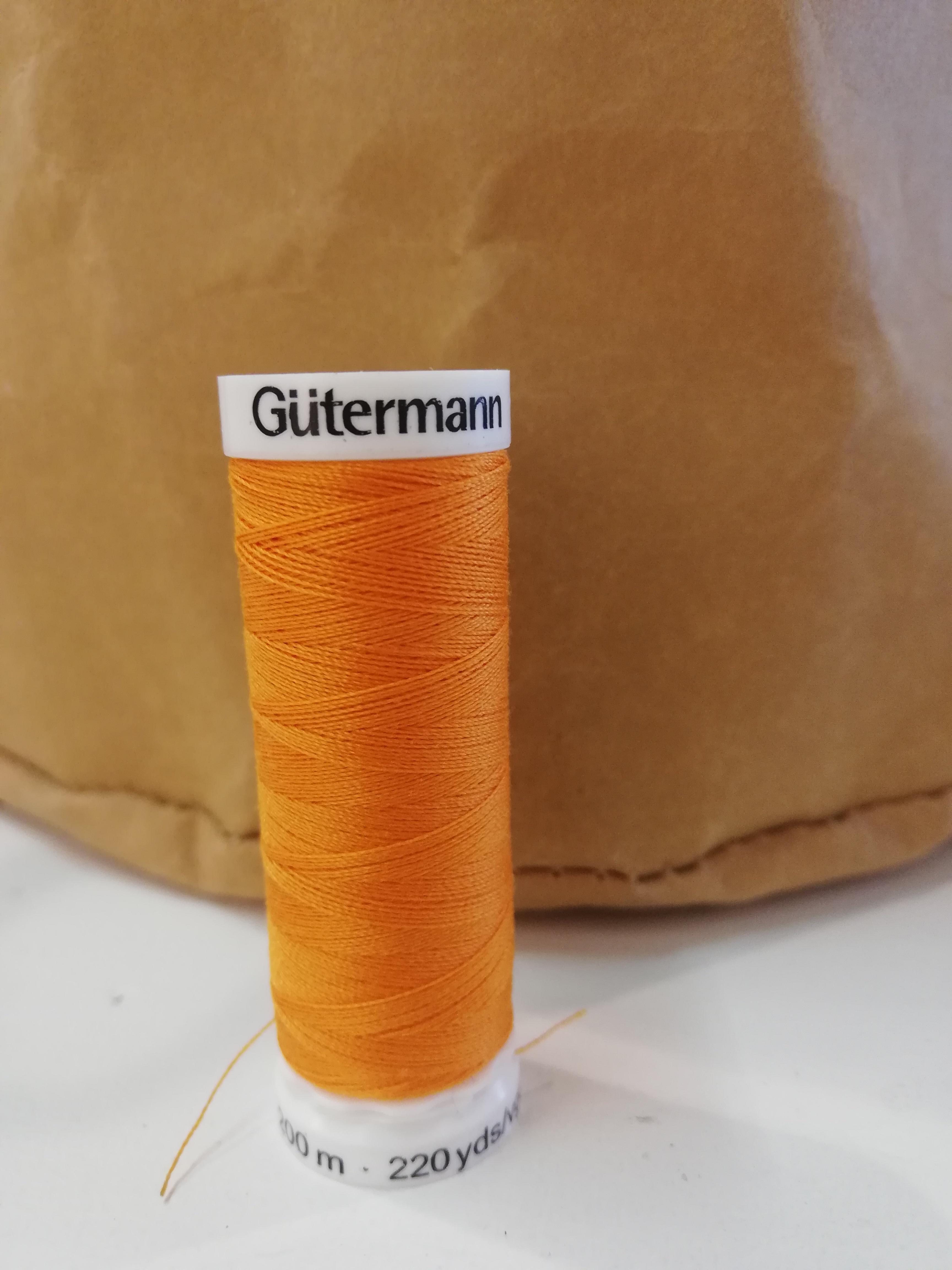 Gütermann 350 licht oranje