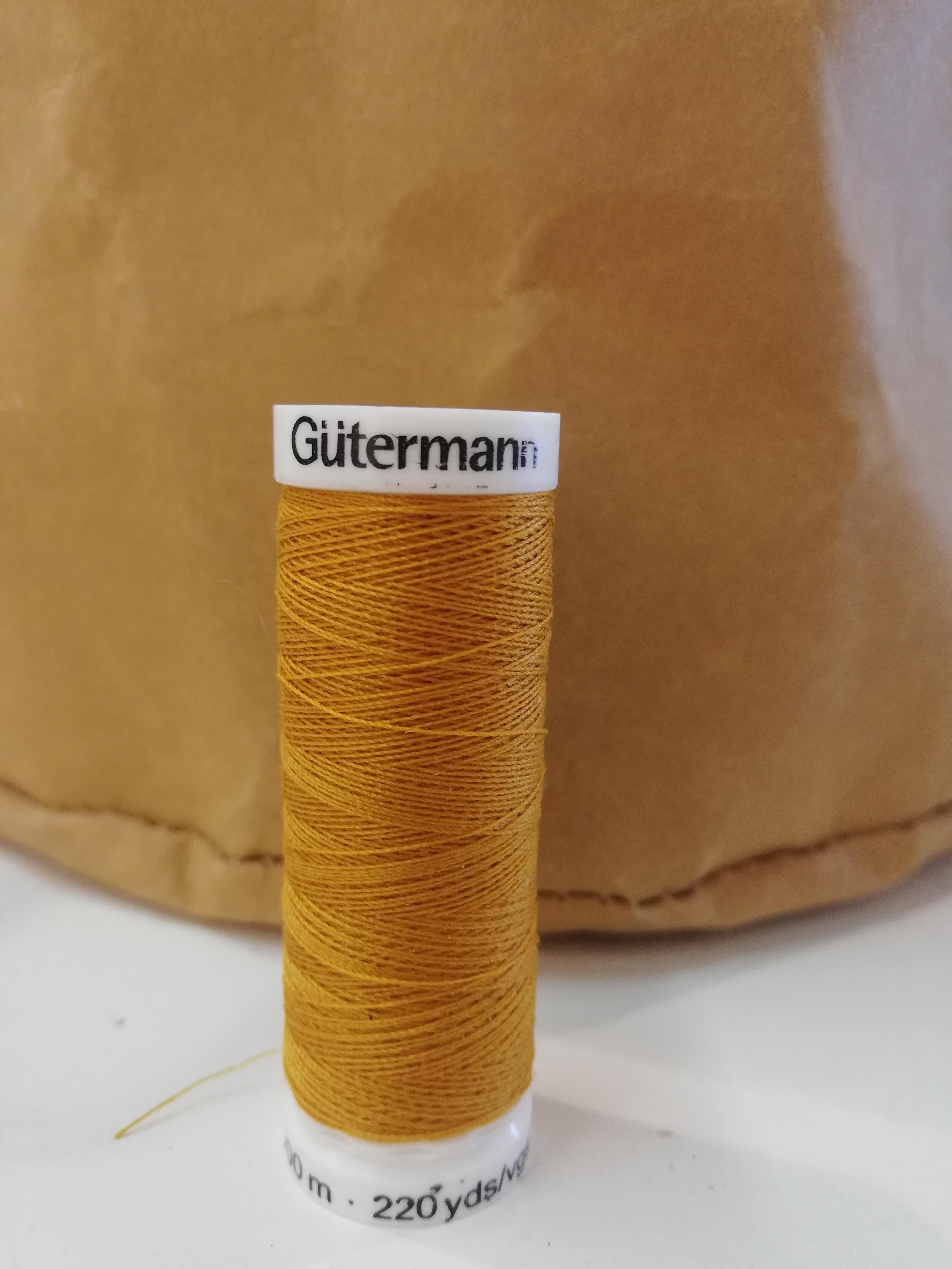 Gütermann 412 goud bruin