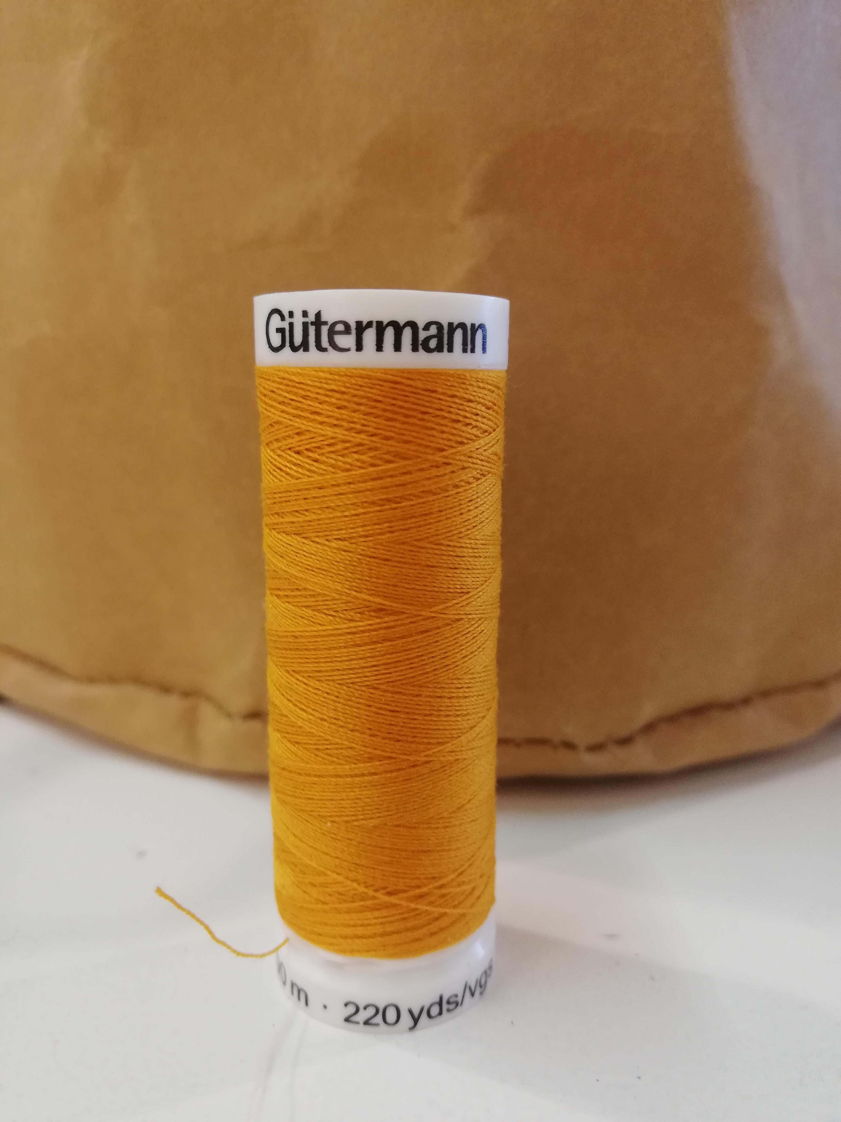 Gütermann 362 geel oranje