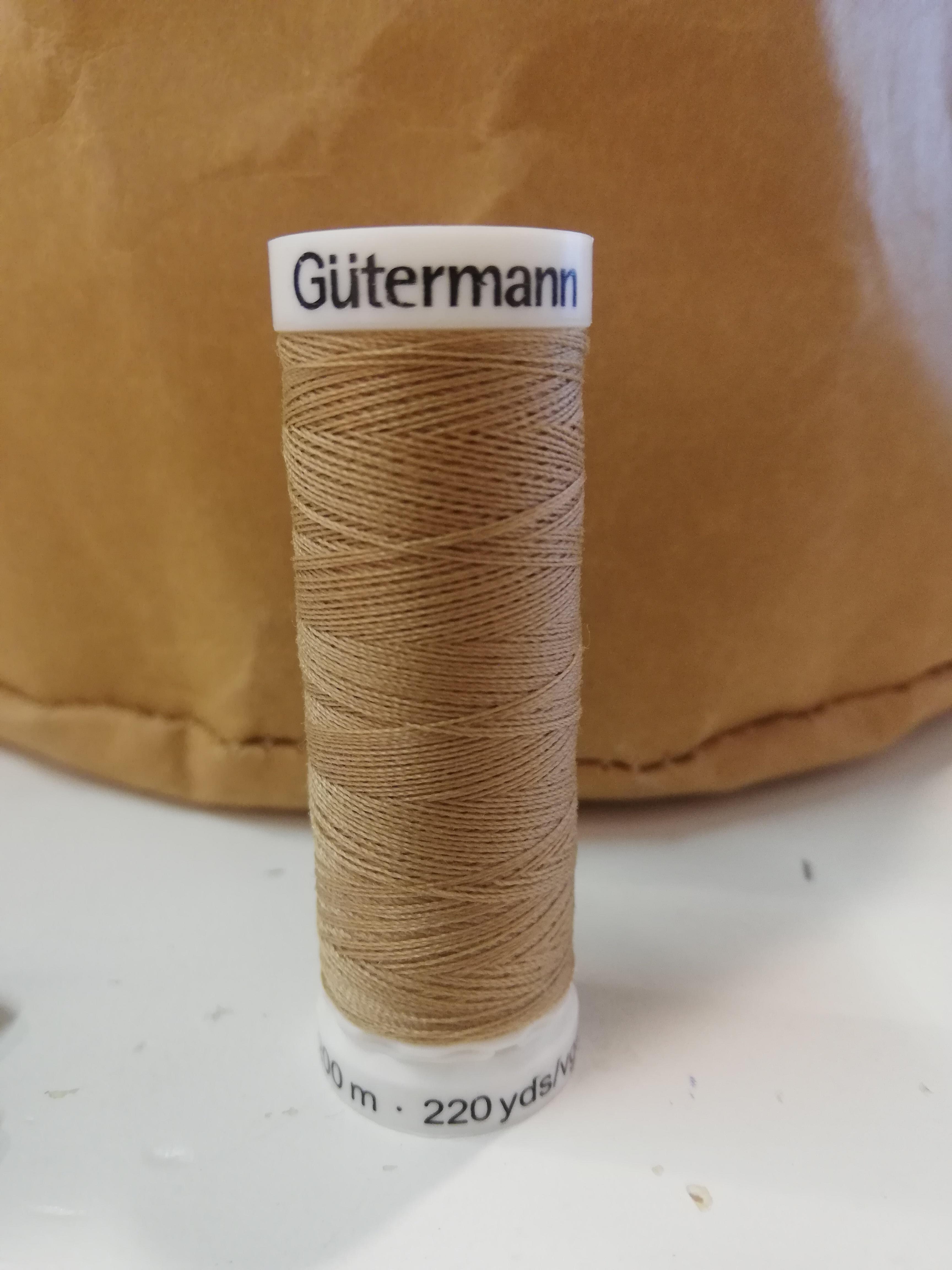 Gütermann 265 beige