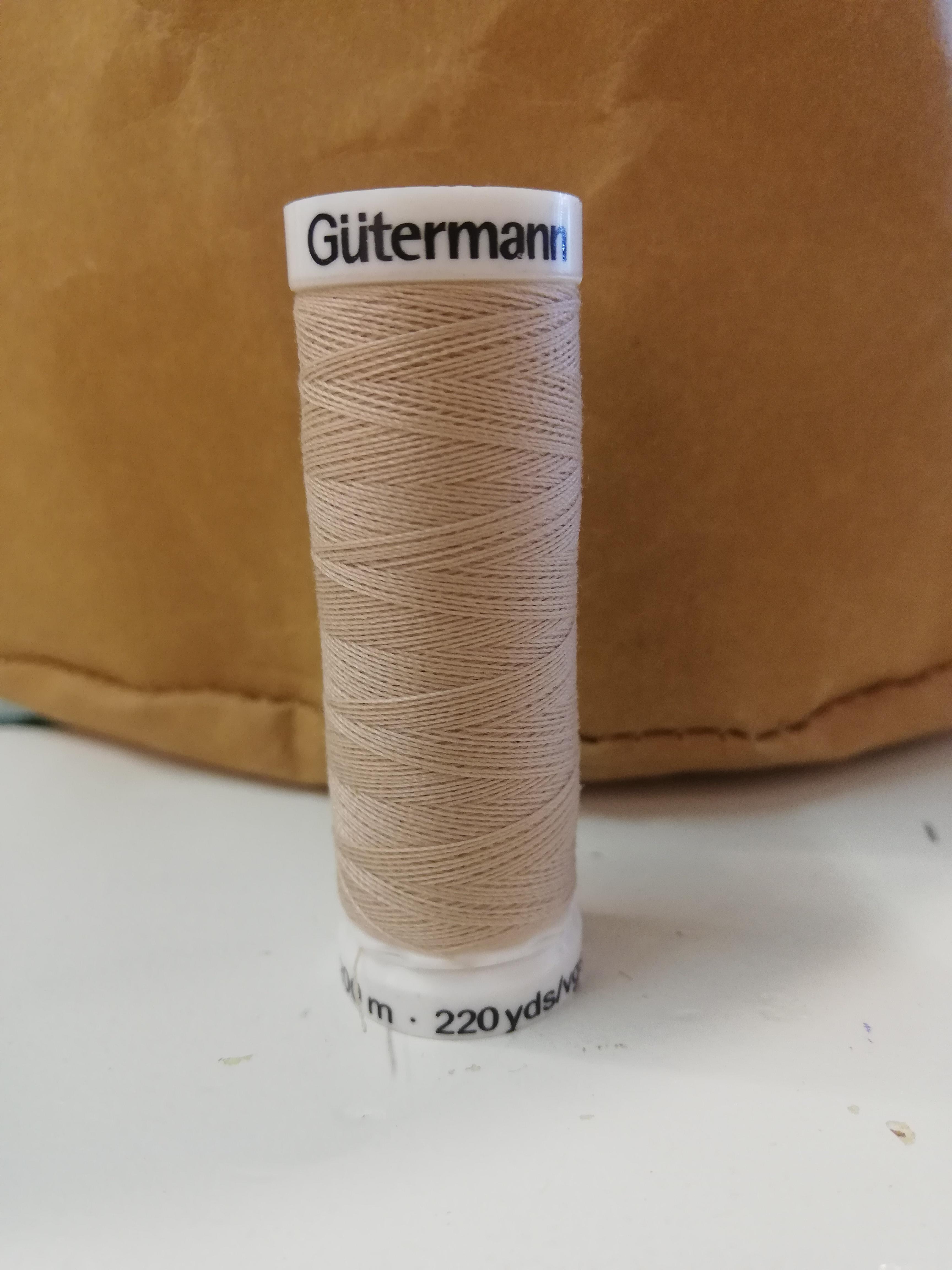 Gütermann 198 licht beige