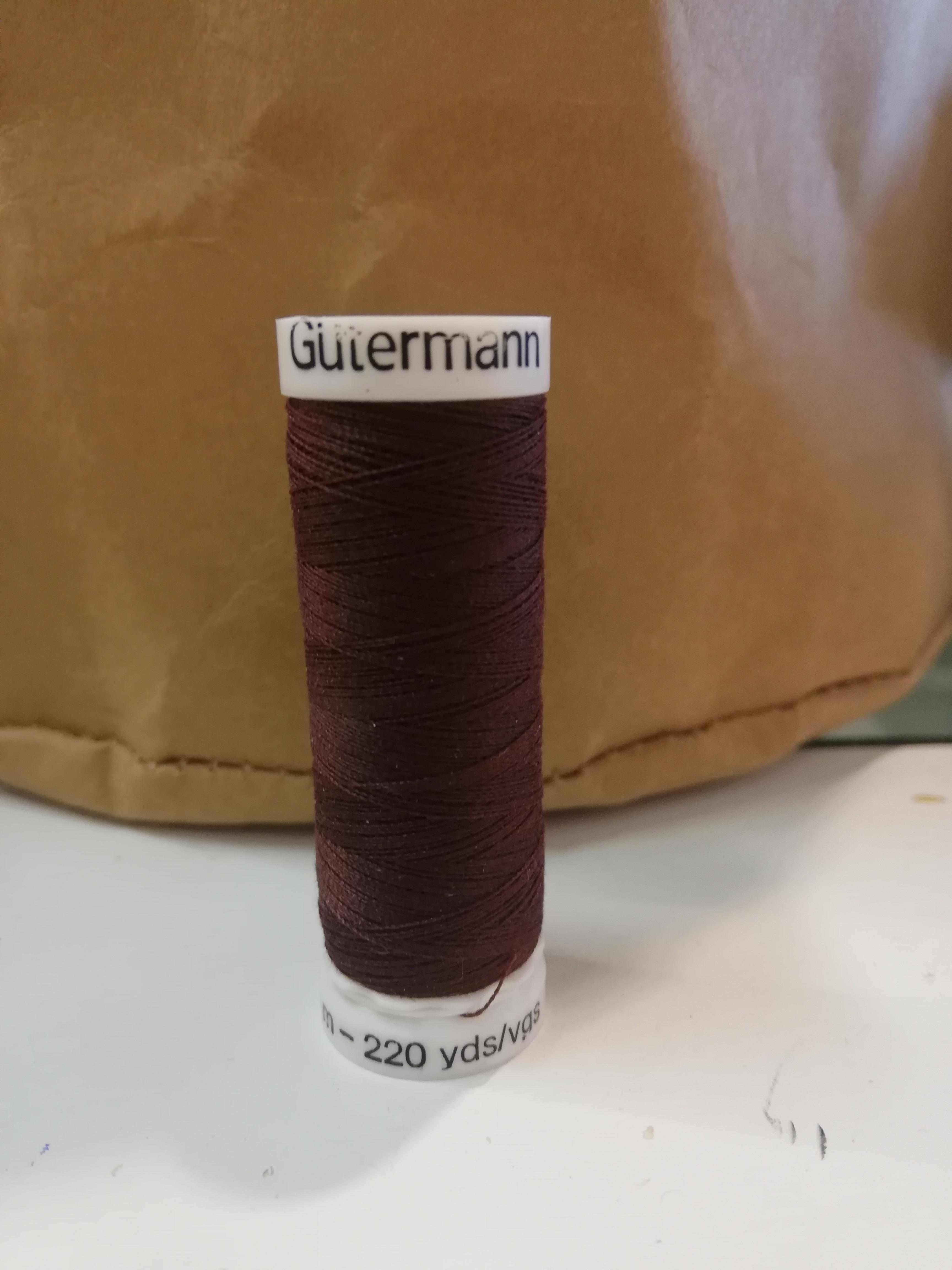 Gütermann 175 donker bordeaux
