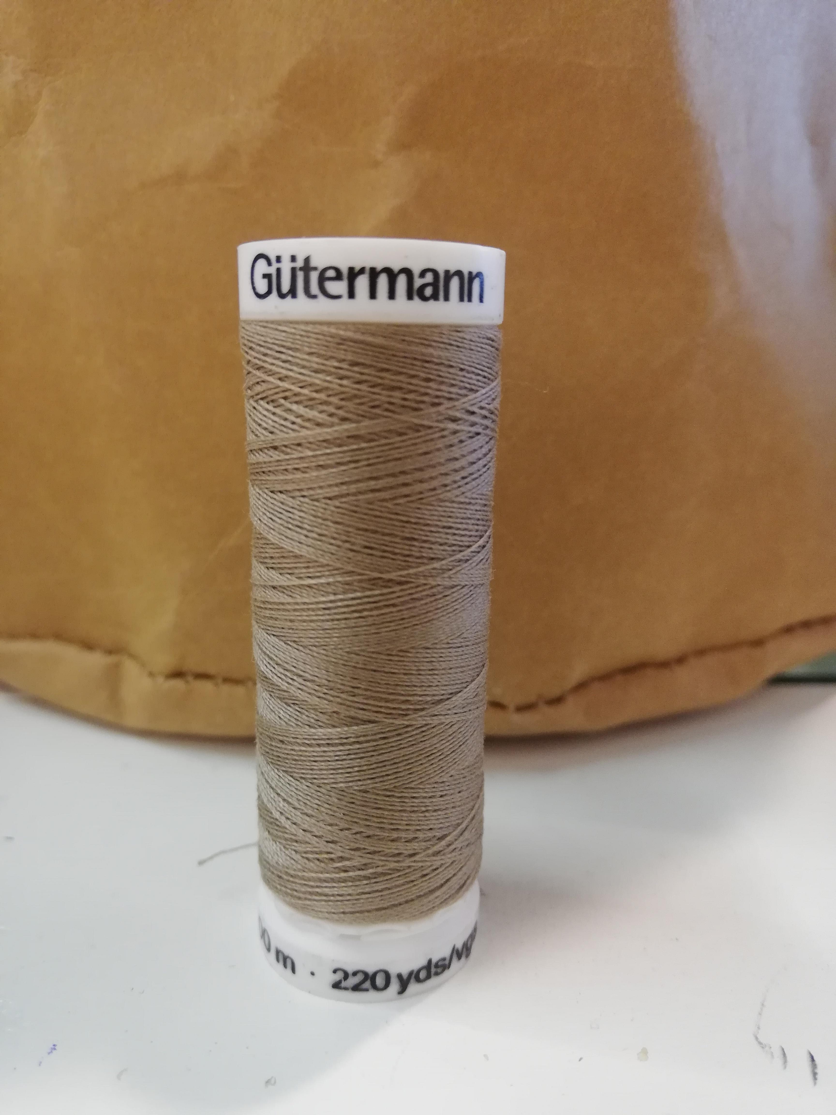 Gütermann 208 beige
