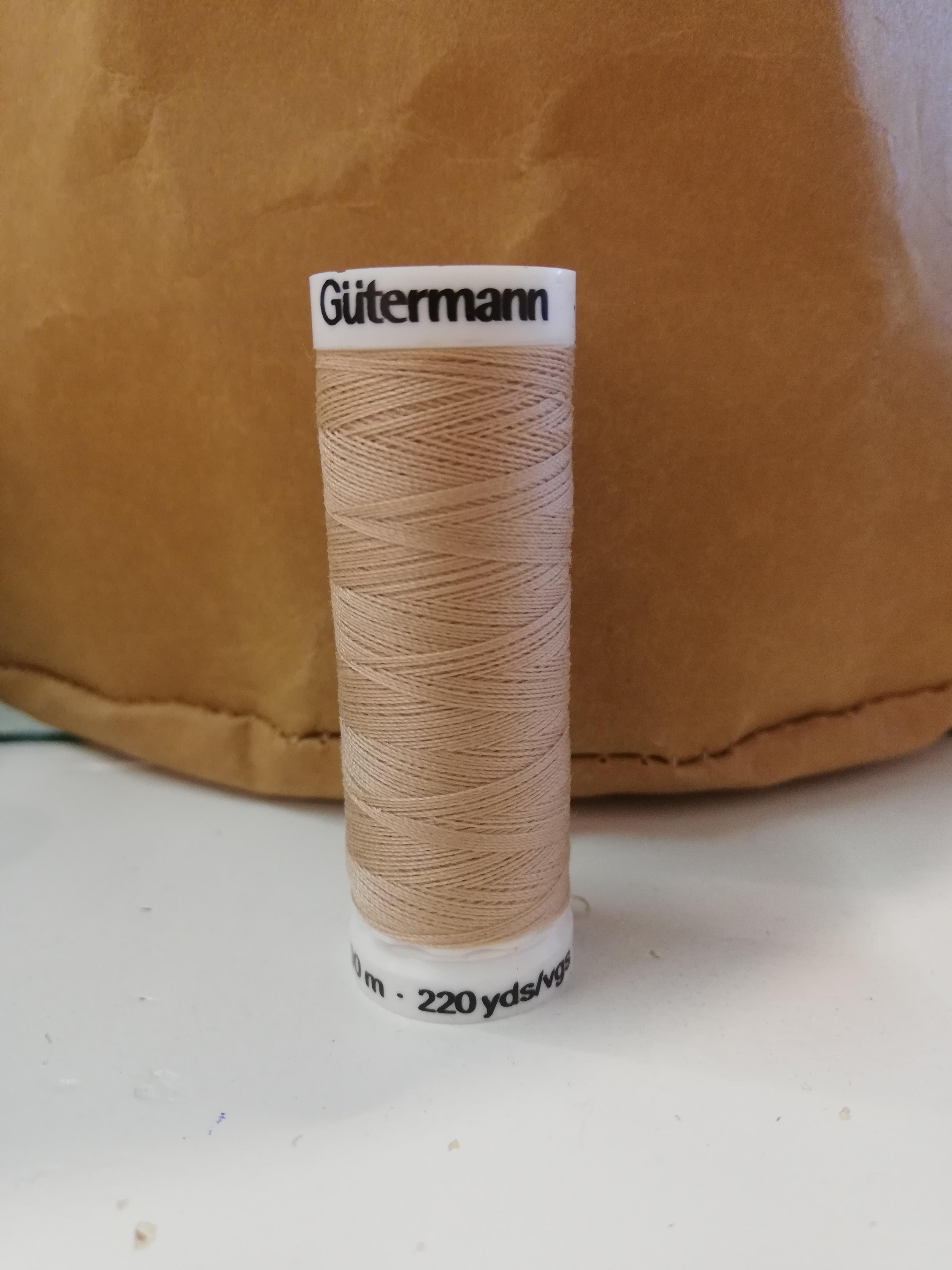 Gütermann 170 licht beige