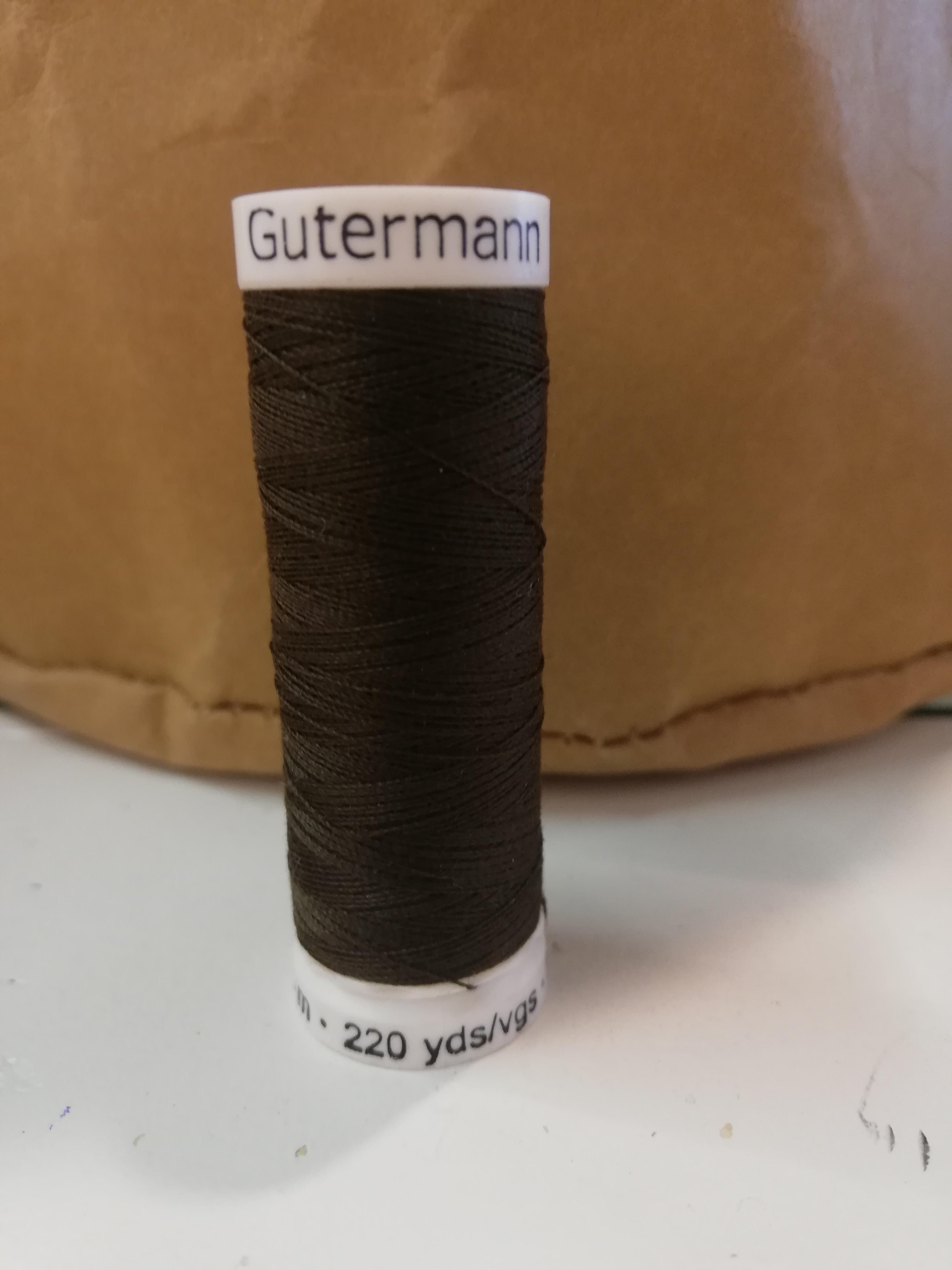 Gütermann 21 donker bruin