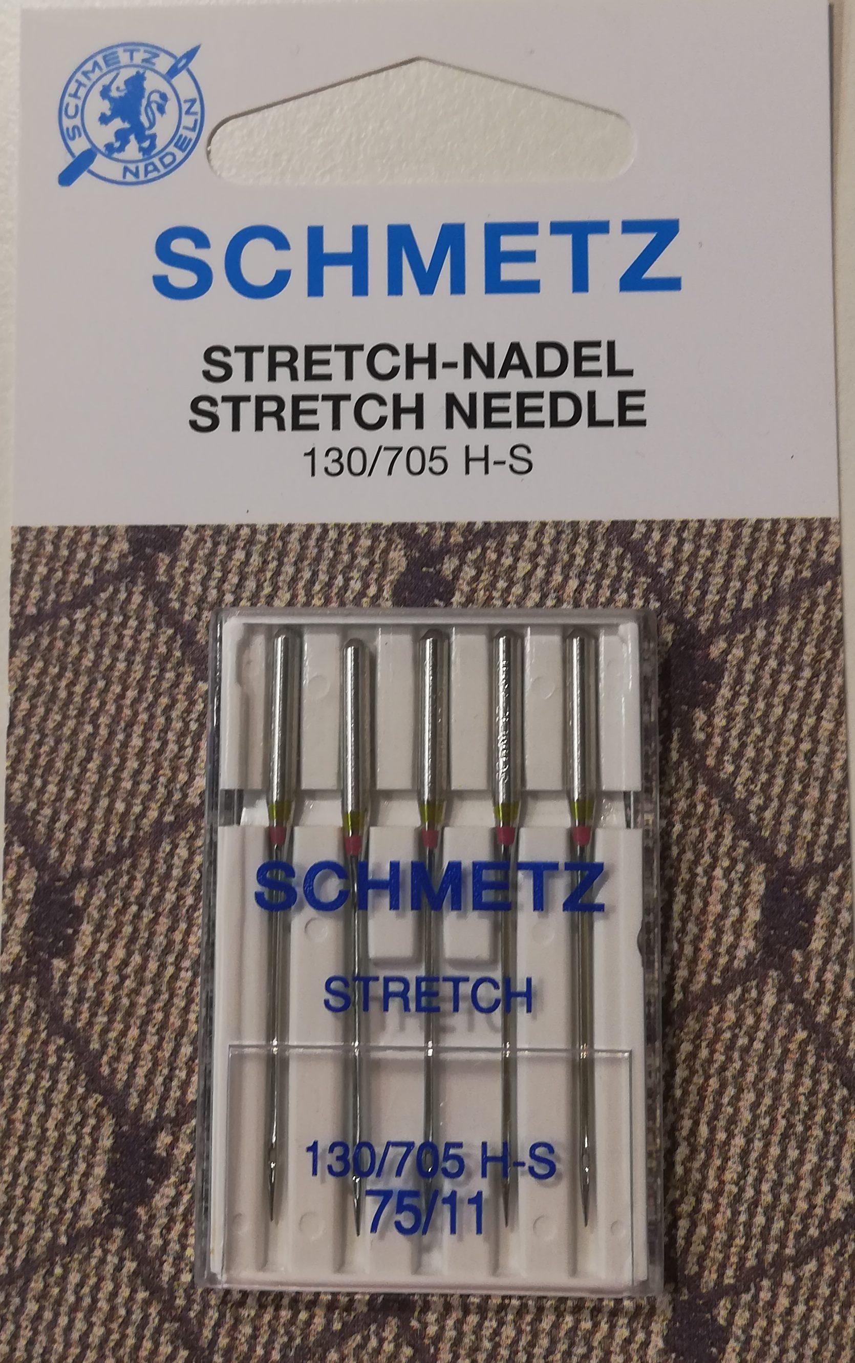 Schmetz stretchnaalden dikte 75