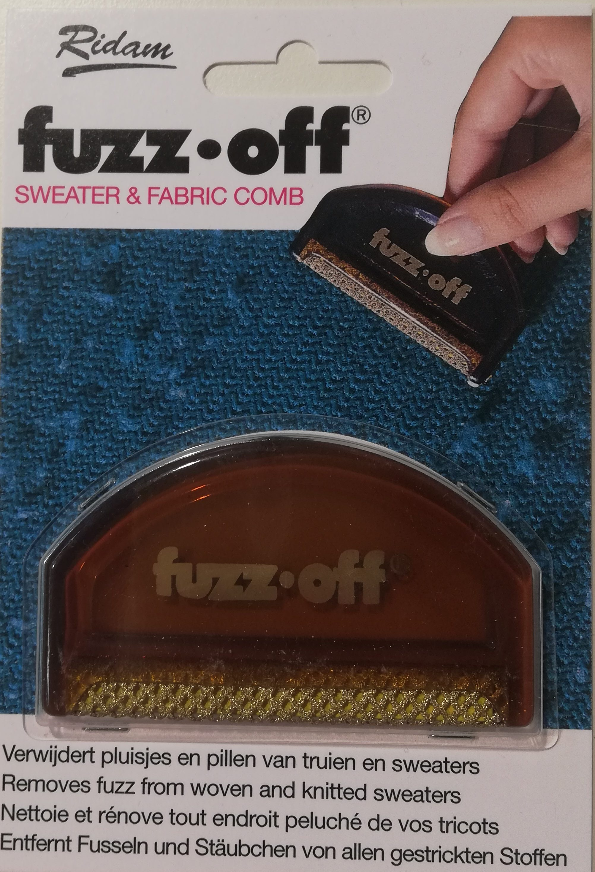 fuzz-off Wolkam / Pluizenkam